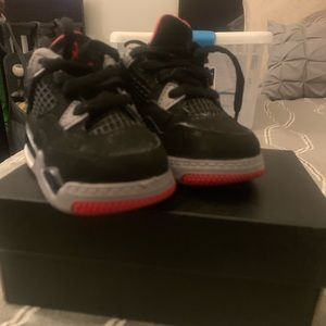 Toddler retro Jordan 4